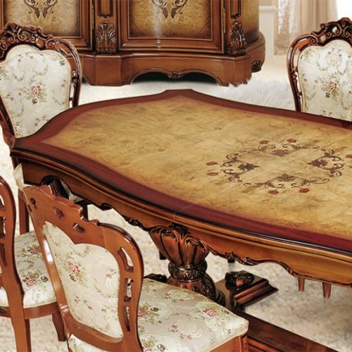 10. Colectia Monalisa - Sufragerie - masa, scaune