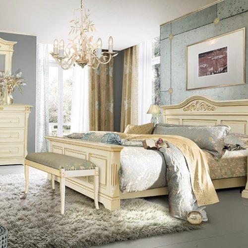 11. Colectia Maria - Dormitor alb