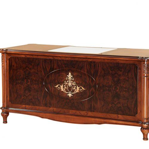 12. Colectia Larisa - Cabinet de lcuru - masa de birou Clasic