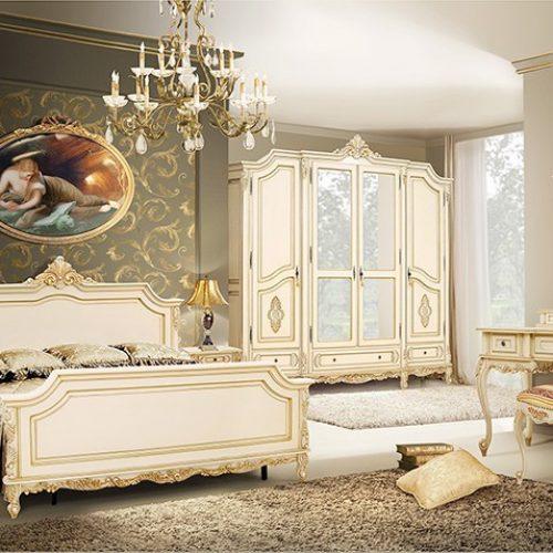 12. Colectia Regal Dormitor Alb