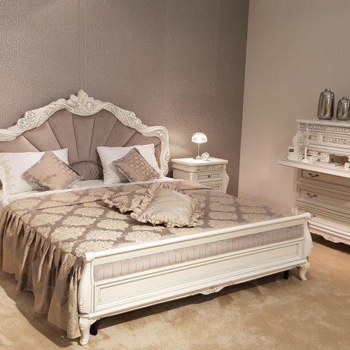 12. Colectia Verona - dormitor PAT-ROSE-LUX