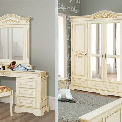 13.Colectia Maria - Dormitor alb