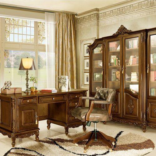 16. Colectia Regal - cabinet de lucru - clasic