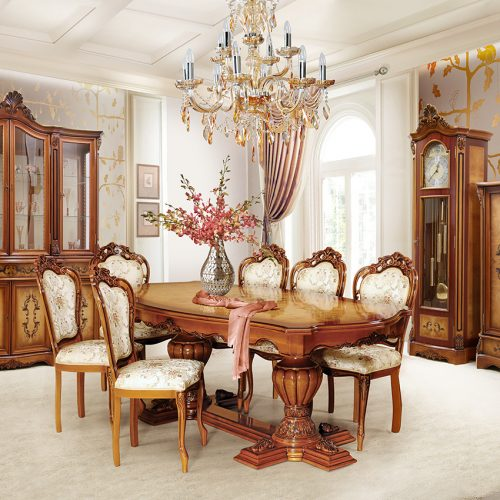 2. Colectia Monalisa - Sufragerie
