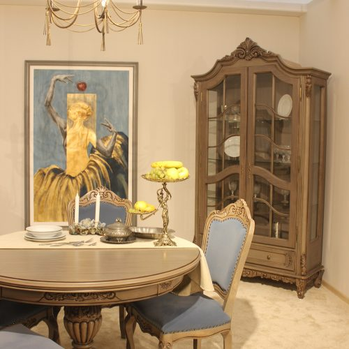 20. Colectia Regal sufragerie - cristtalier 2 usi