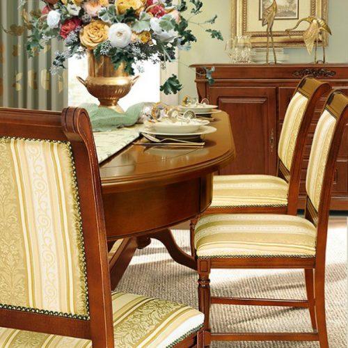3. Colectia Maria - masa, scaune