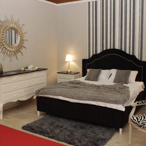 3. Colectia Noah - dormitor alb-negru