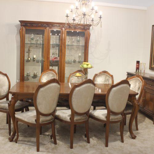 32. Colectia Verona - Sufragerie - masa - scaun