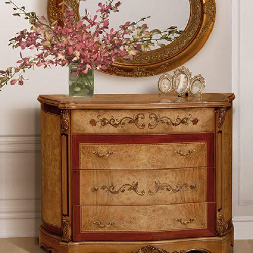 8. Colectia Monalisa - Dormitor - comoda