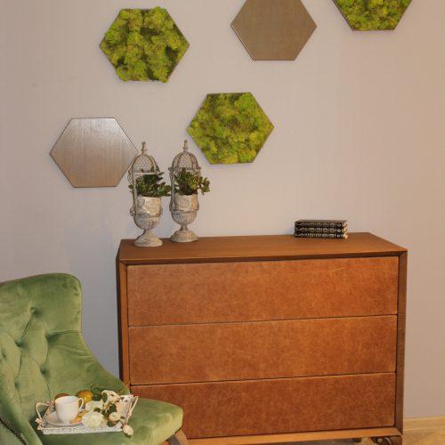 8. Colectia Veneto - Dormitor - comoda