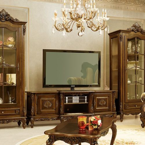 9. Colectia Regal - Living - TV Plasma