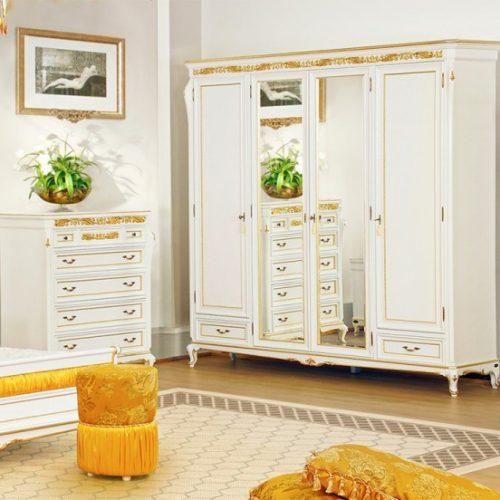 9. Colectia Verona - dormitor - dulap - Exquisite - Luxury